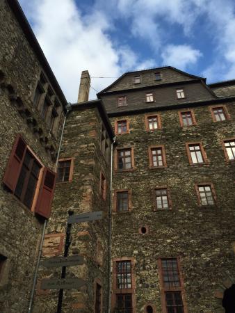 Braunfels, Tyskland: Castillo
