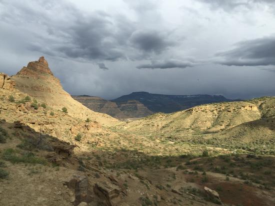 Grand Junction, CO: La vue