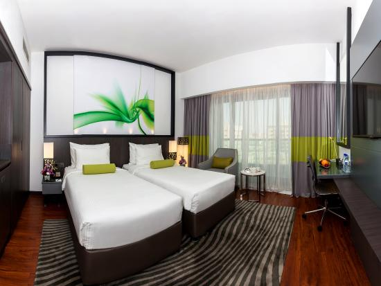 Flora Grand Hotel: Executive Connecting Twin