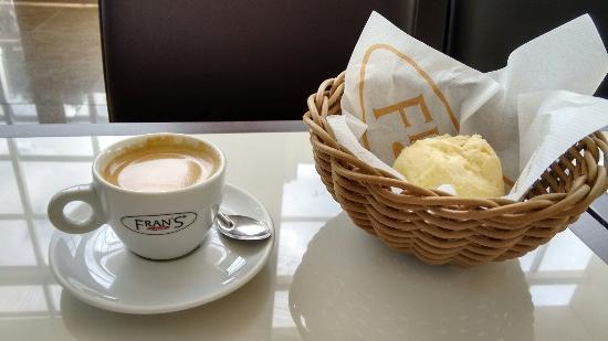 Fran's Cafe Santa Isabel