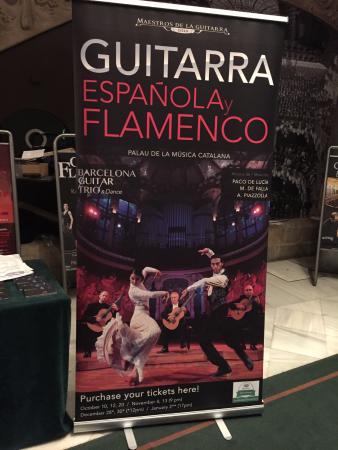 cartaz: fotografía de Maestros de la Guitarra, Barcelona - TripAdvisor