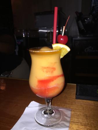 SandBar: The secret recipe rum punch