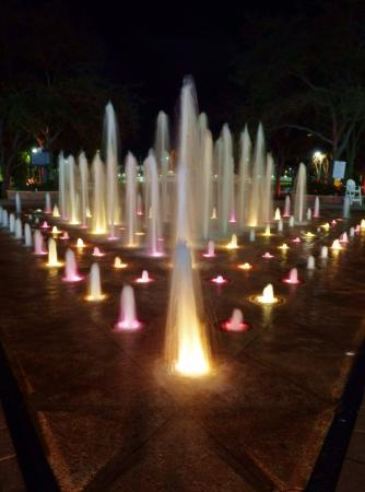 Clematis Street: Fountain in the Park