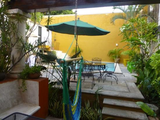 Luz En Yucatan: Piscina muy bonita