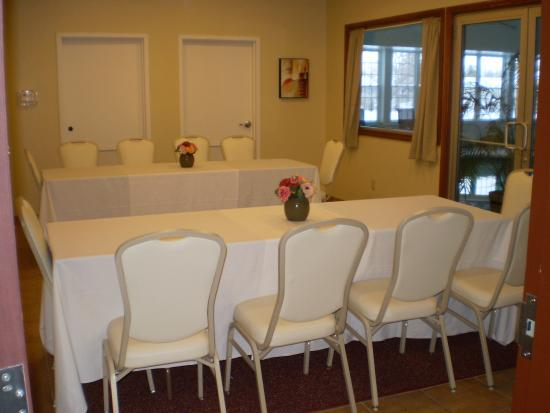Ticonderoga, Nowy Jork: Stillwater Room
