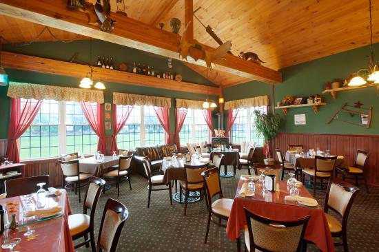 Ticonderoga, NY: Restaurant