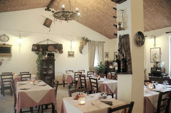Stiava, Italia: Nel rustico...come a casa tua