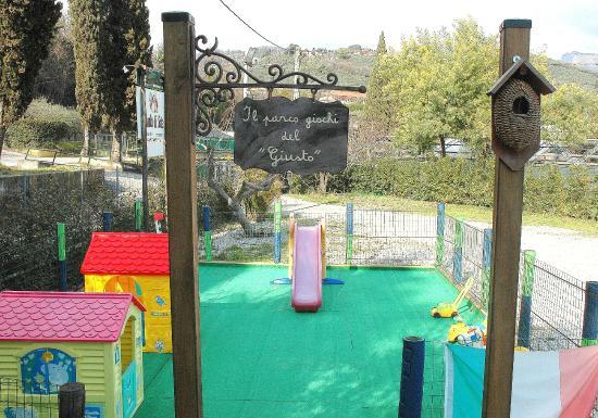 Stiava, Italia: Per la tranquillità dei genitori