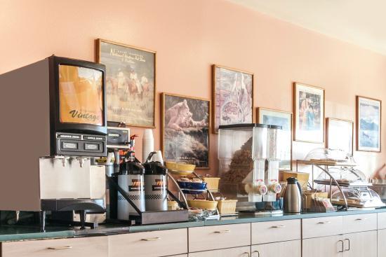 Ellensburg, WA: Breakfast Bar