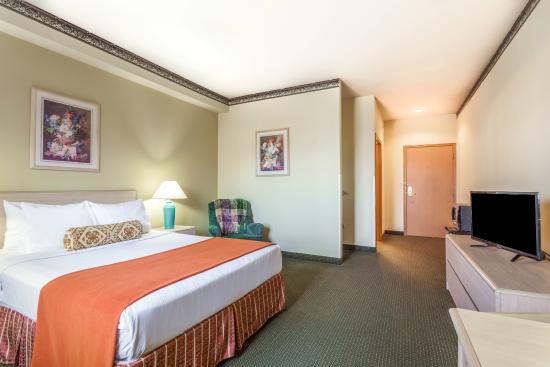 Ellensburg, WA: 1 Queen Bed Room