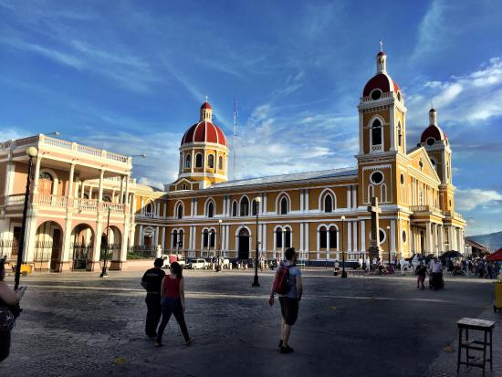 Granada, Nicaragua: Church