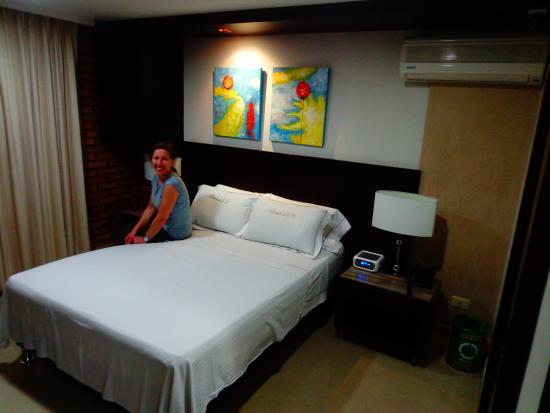 Hotel Alameda de la 10: Double room