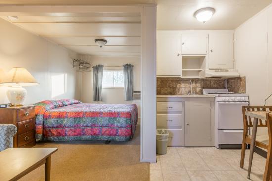 Dayton, WA: Room