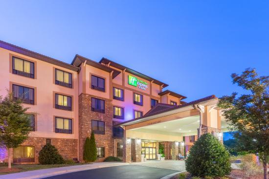 Lexington, Carolina del Norte: Hotel Exterior