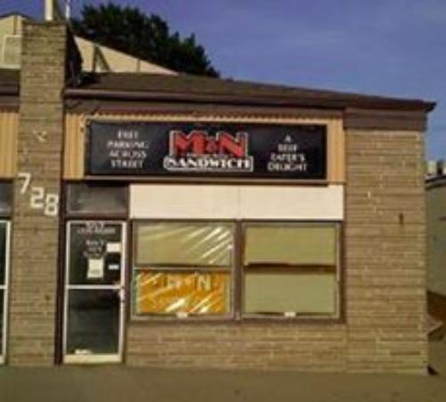 Mean And Nasty Review Of M Amp N Sandwich Shop Lincoln