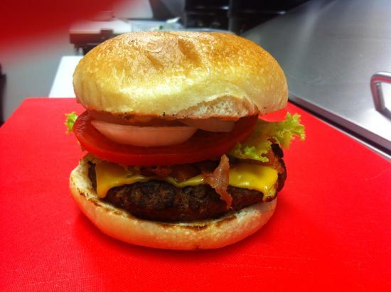Varennes, Canadá: Notre MEX Burger