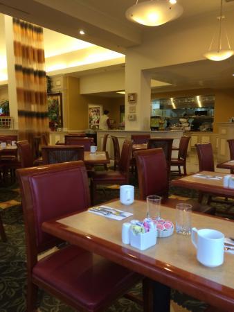 Hilton Garden Inn San Francisco Airport Burlingame Californien Hotel Anmeldelser