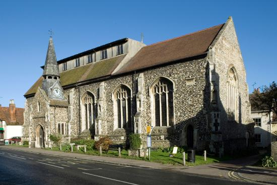 Needham Market, UK: St. John the Baptist Church