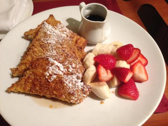 The American Grille : 朝食