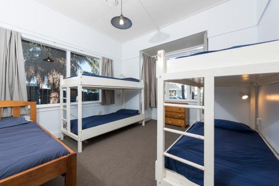 Koanui Lodge & Backpackers: Hostel 5 Bed Dorm