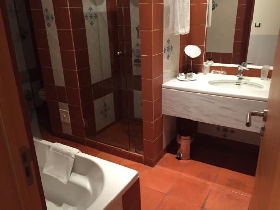 hotel principe real lavabo