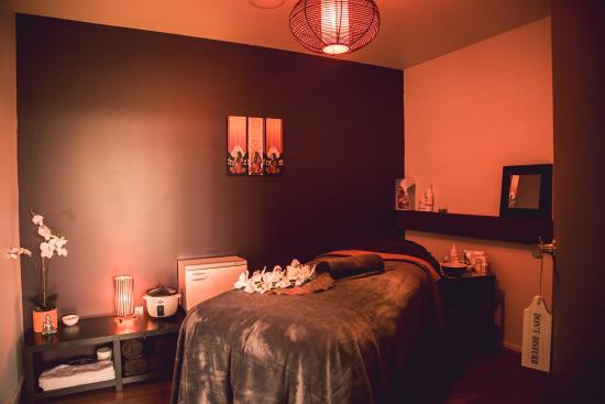 Pulau Waiheke, Selandia Baru: Zen Massage Room