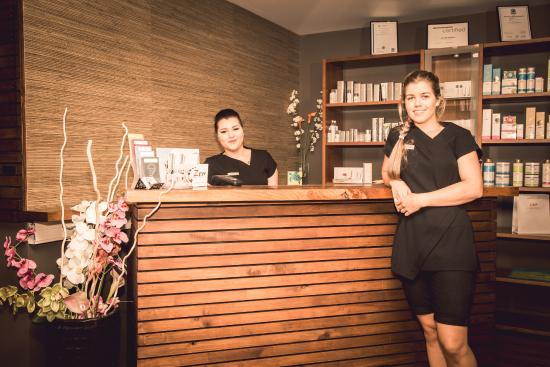 Ilha Waiheke, Nova Zelândia: Zen Beauty Therapists