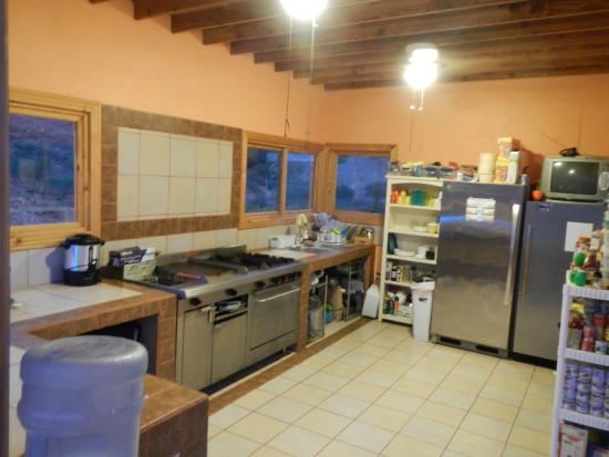Kitchen, Baja Magic Lodge