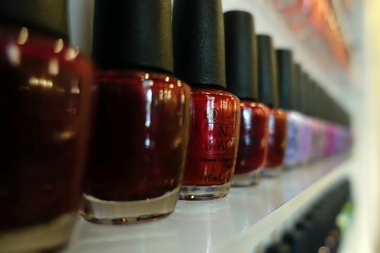 Palo Alto, Kaliforniya: Glossy Nail Salon & Spa