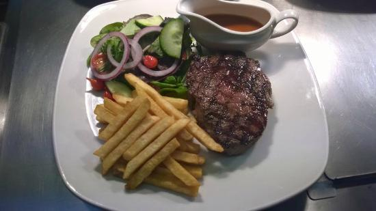 The Norwood Arms: Flame Grill Steak