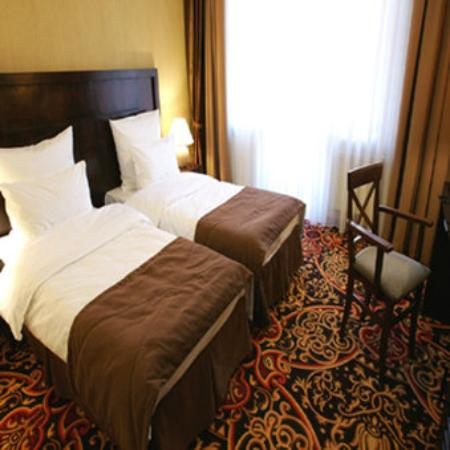 Hotel Columbus: Standard Twin Room