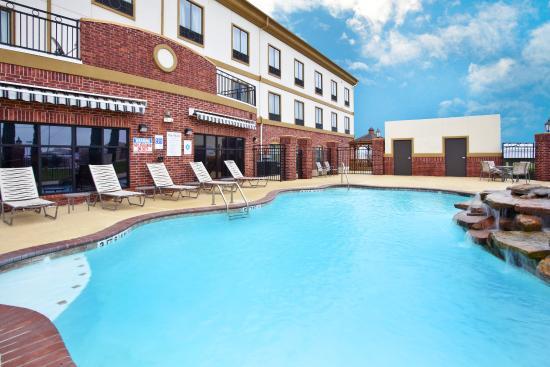 Sealy, Teksas: Swimming Pool