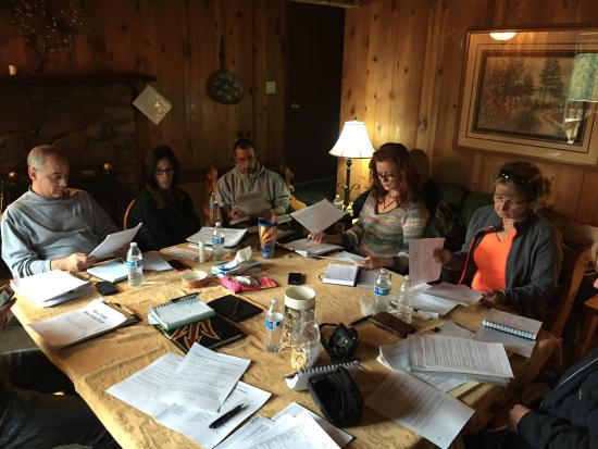 Arizona Mountain Inn & Cabins: Planning and Learning