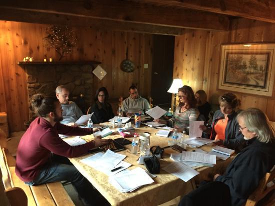 Arizona Mountain Inn & Cabins: More Planning