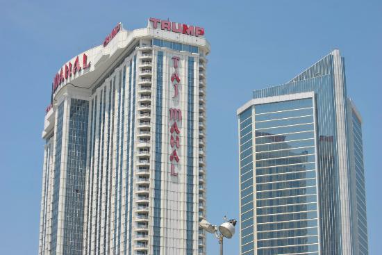 Picture of trump taj mahal casino atlantic for Taj mahal online casino
