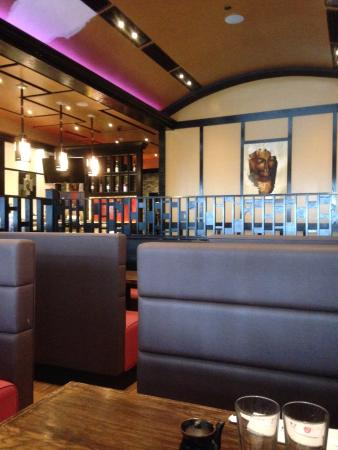 Osaka Japanese Sushi & Steak House: interno
