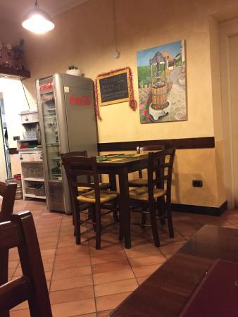 Ristorante Il Torchio In Genova Con Cucina Cucina Ligure