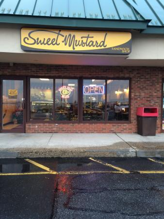 Sweet Mustard Sandwich Shop