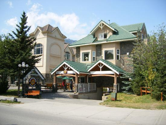 SameSun Backpacker Lodge: Samesun Banff