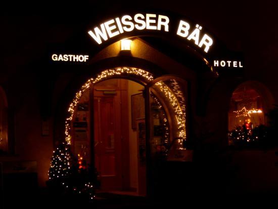 Hotel Weisser Baer: Restaurant Weisser Bär