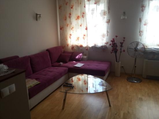 Sodispar Serviced Apartments: Lounge