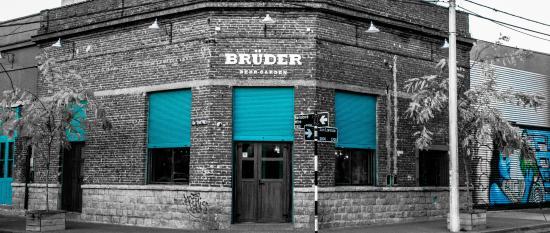 Bruder Beer Garden