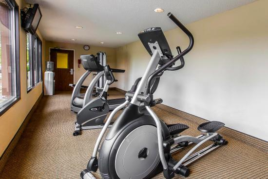 Comfort Inn Warner Robins: Fitness