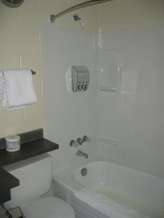 Mountain Hound Inn: Bathroom