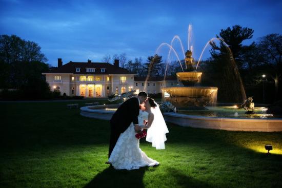 Beverly, Массачусетс: Tupper Manor Weddings