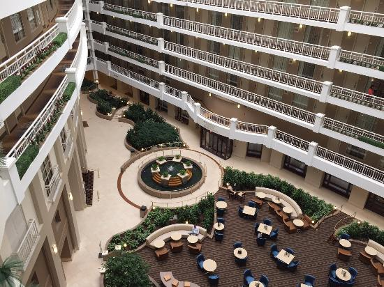 embassy suites interior view picture of embassy suites by hilton rh tripadvisor co uk