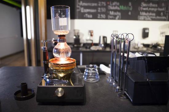 Good coffee! - Picture of Riddle Room, Toronto - TripAdvisor