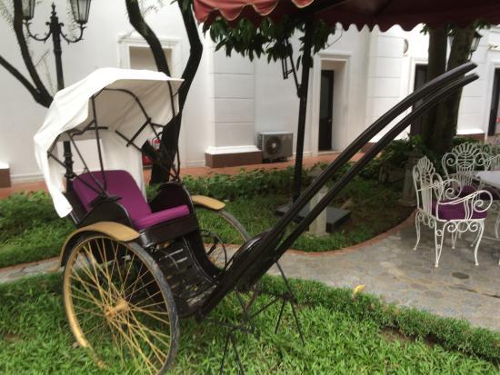 Hotel Saigon Morin: THIS WAS GREAT