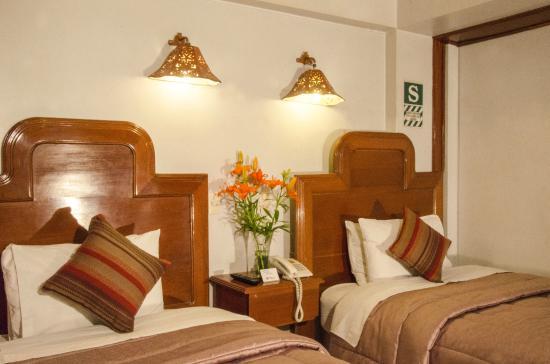Hotel Munay Wasi: HABITACION DOBLE