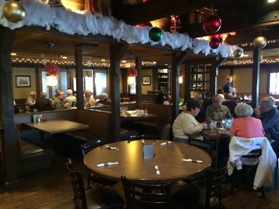 Dining Room Picture Of Alibi Troy Tripadvisor